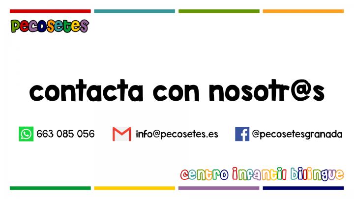 Contacta con nosotr@s