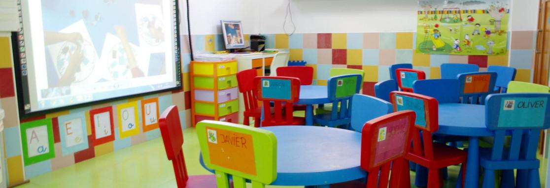 Diferentes Tipos de Centros Infantiles